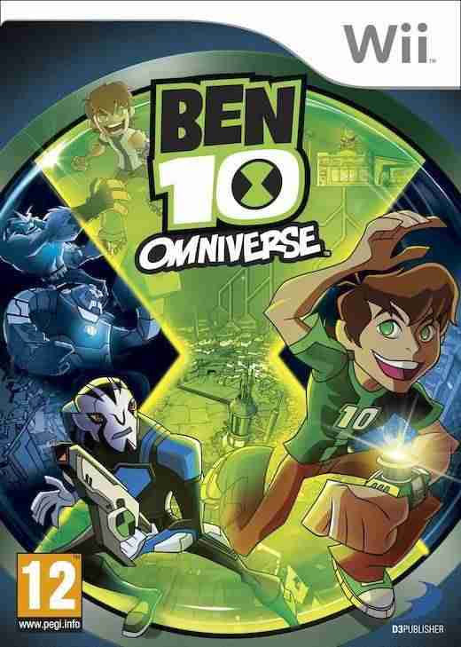 Descargar Ben 10 Omniverse [MULTI5][PAL][WiiERD] por Torrent